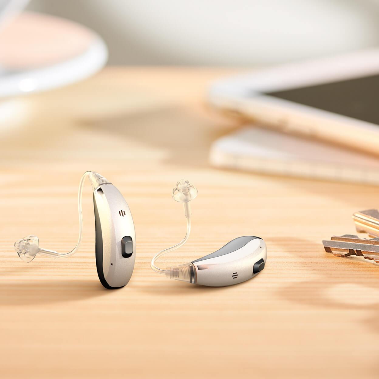Aparat słuchowy Motion Charge&Go Nx.